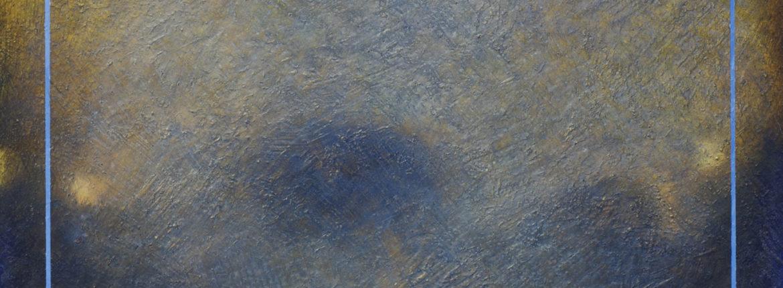 Al di là, olio su tela 2015 cm70x60