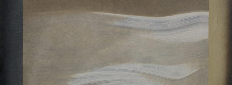 Apertura 2016 olio su tela cm 70x100