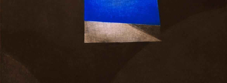 La soglia, 2005, Pastello su cartoncino, 365 x 510 mm.