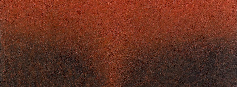 Non poi così distante, 2007 acrilico e olio su tela 115 x 150 cm