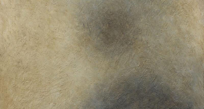 Respiri, 2014, olio su tela 80x40 cm