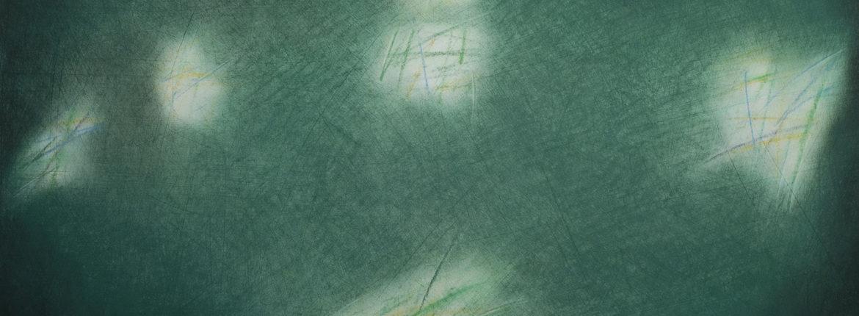 Riferimenti incerti, 2007 pastello su cartoncino, 51 x 73 cm
