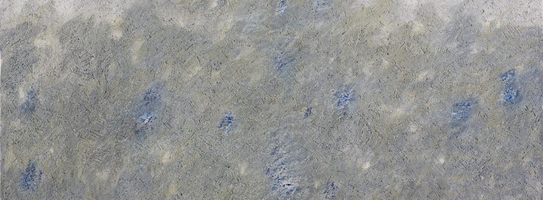 Senza perchè, 2006 acrilico e olio su tela 100 x 150 cm