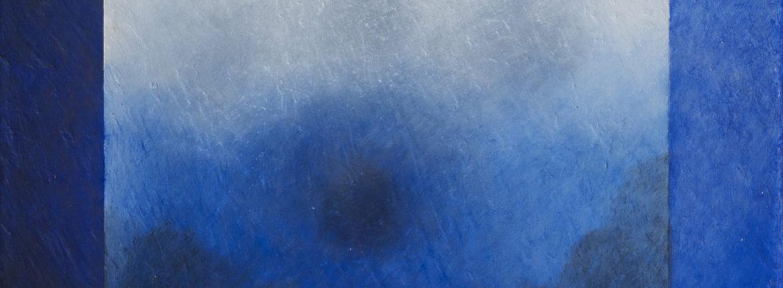 Tempo e spazio, olio su tela 2015