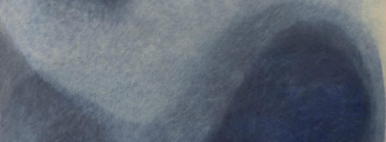 Tempo sospeso 2014 olio su tela 100x100 cm