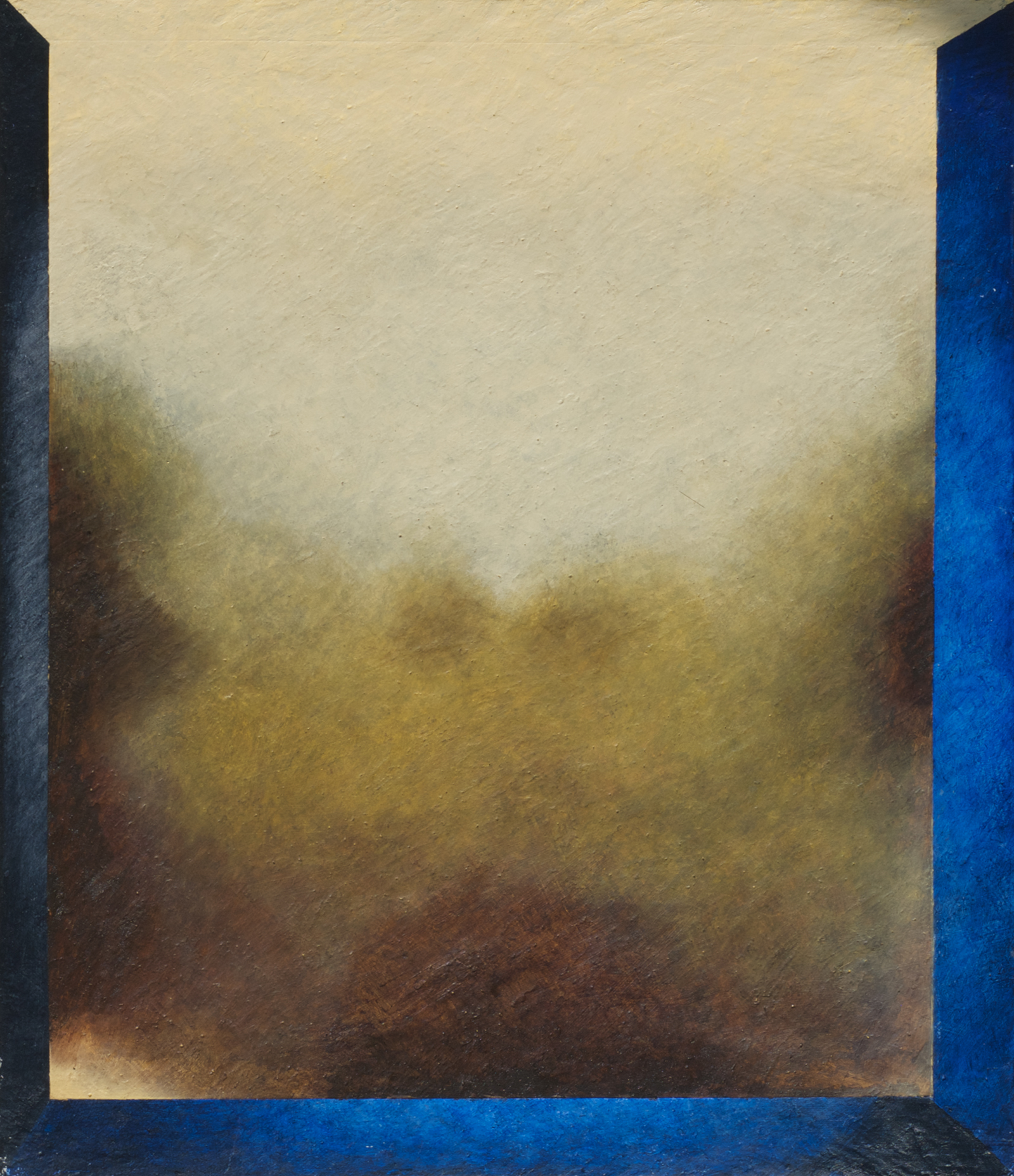 Tempo sospeso 2015 olio su tela cm.70x60