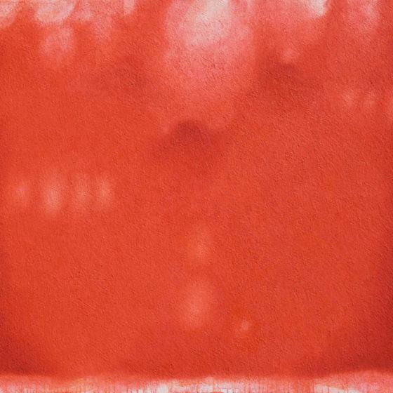 In rosso, 2008 2016, olio su tela